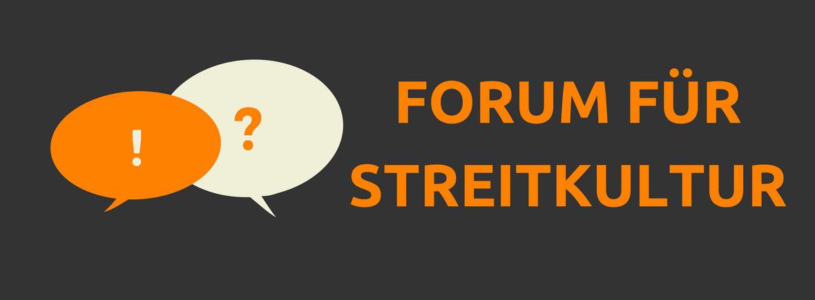 Forum für Streitkultur